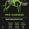 Pro Harness Green Stripe™